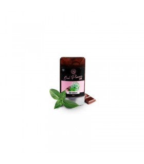 Lubricante Comestible Sabor Chocolate Menta