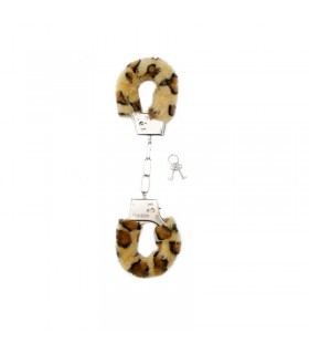 Shots Toys Furry Esposas Leopardo
